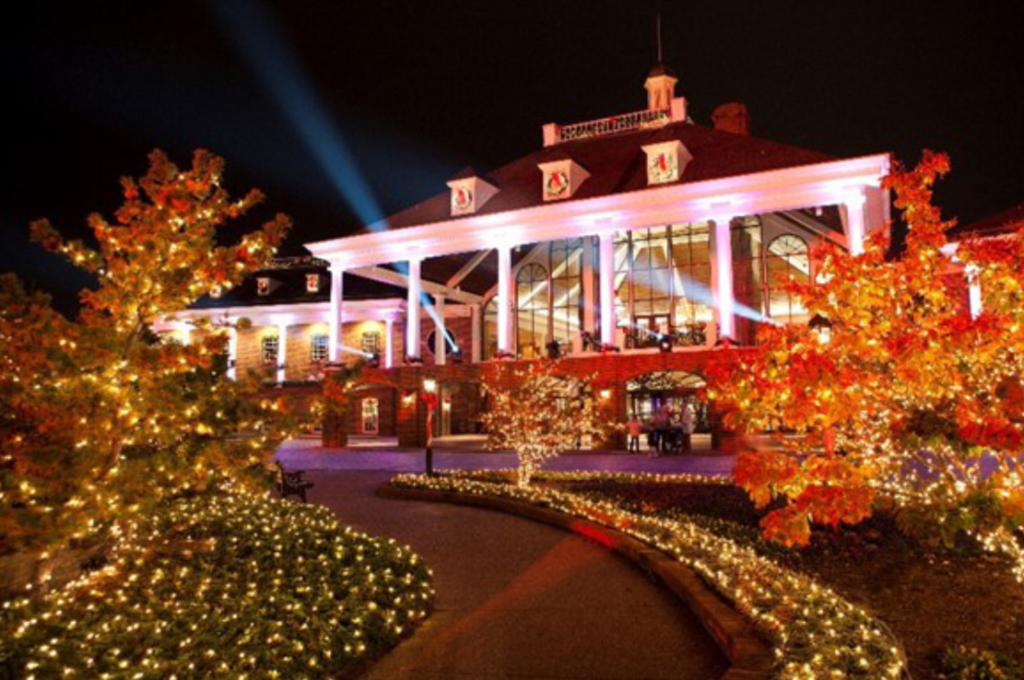 Opryland country christmas 2018